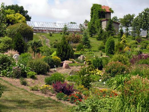 botanikos sodas 1