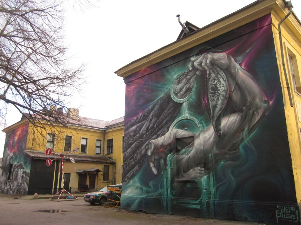 grafitis klaipeda 8