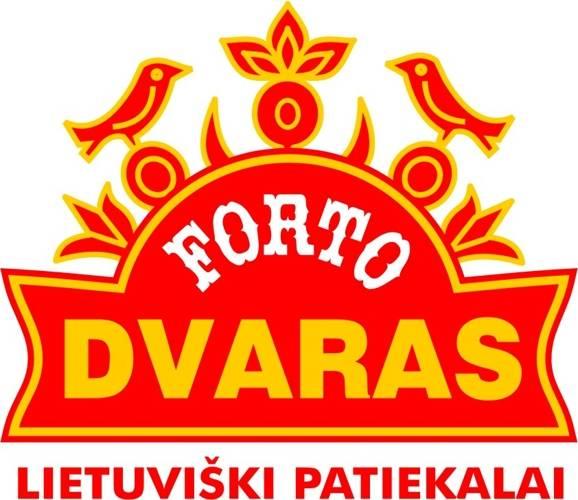 """Restorano """"Forto dvaras"""" Klaipėdoje logotipas"""