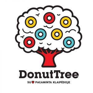 donut tree logo