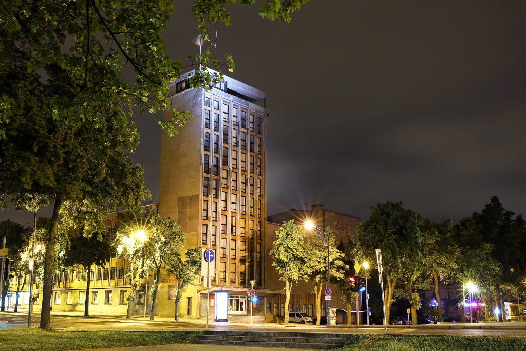 Klaipėdos muzikinis teatras Danės g. 19