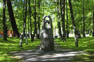 Klaipėdos skulptūrų parkas