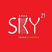 SKY 21 terrace by BarBar'a