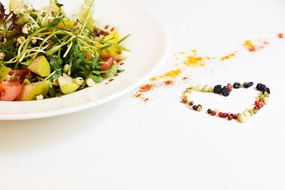 Maistas vegetariškame restorane / Namai nuotr.