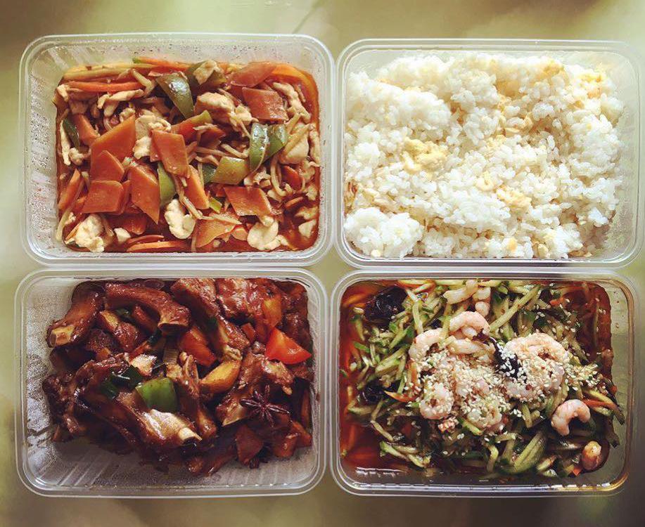 """""""Pekino antis"""" kinietiškas maistas į namus / Facebook nuotr. /"""