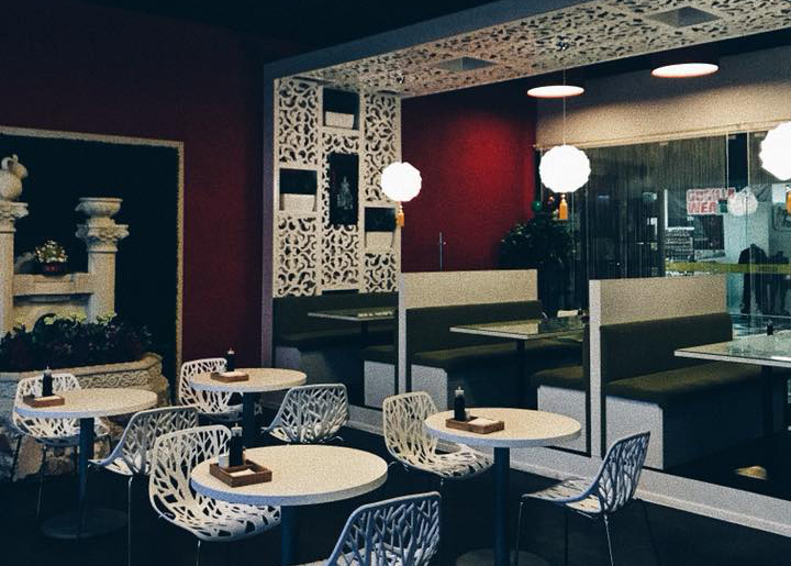 """Alibaba"" kiniškas restoranas / meniu.lt nuotr."