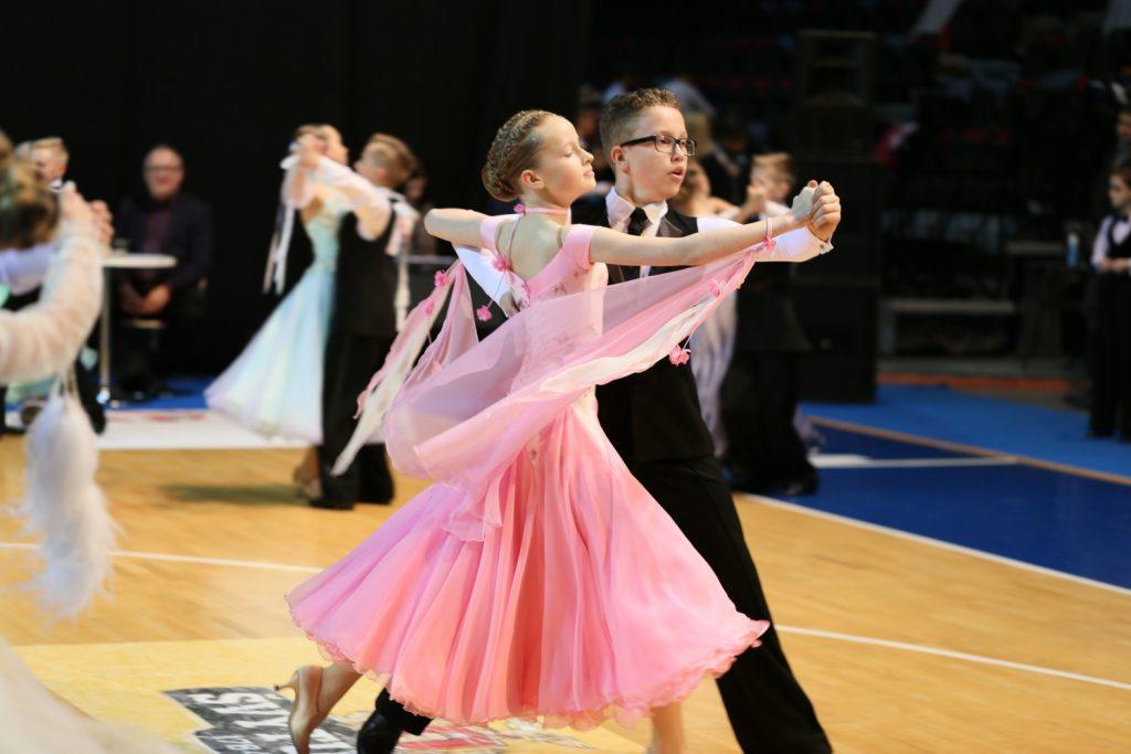 Vaikų šokių konkursas / TENdance nuotr. / Šokių pamokos Klaipėdoje