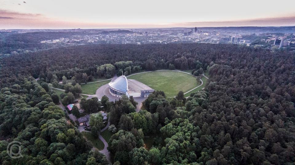 Vingio parkas / Facebook nuotr. / Parkai Vilniuje