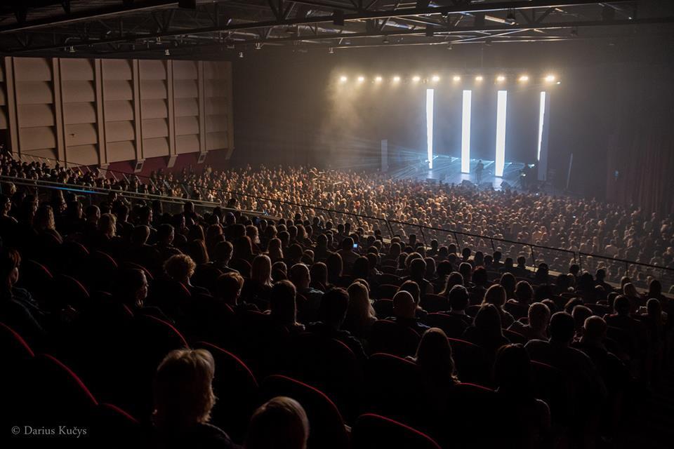 """Compensa koncertų salė"" / Facebook nuotr. / Koncertai Vilniuje"