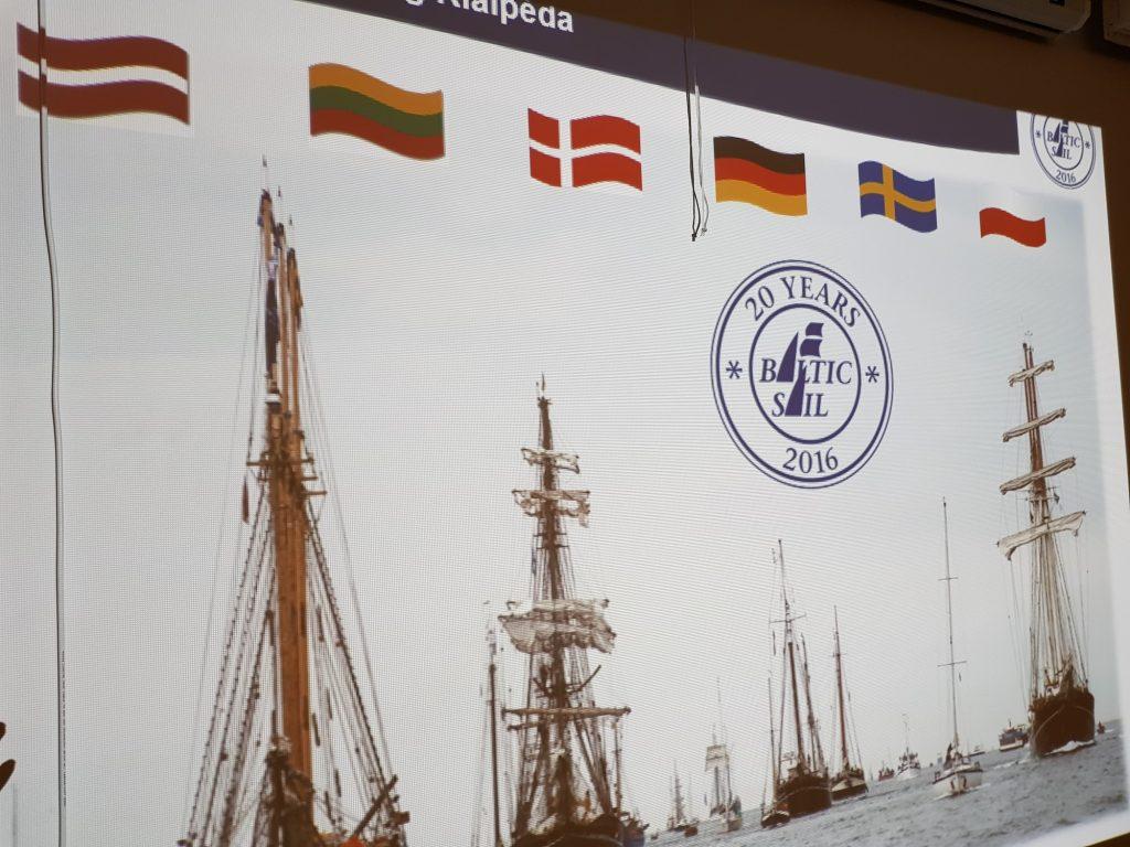 """""""Baltic Sail"""" narių susitikimas / Organizatorių nuotr."""