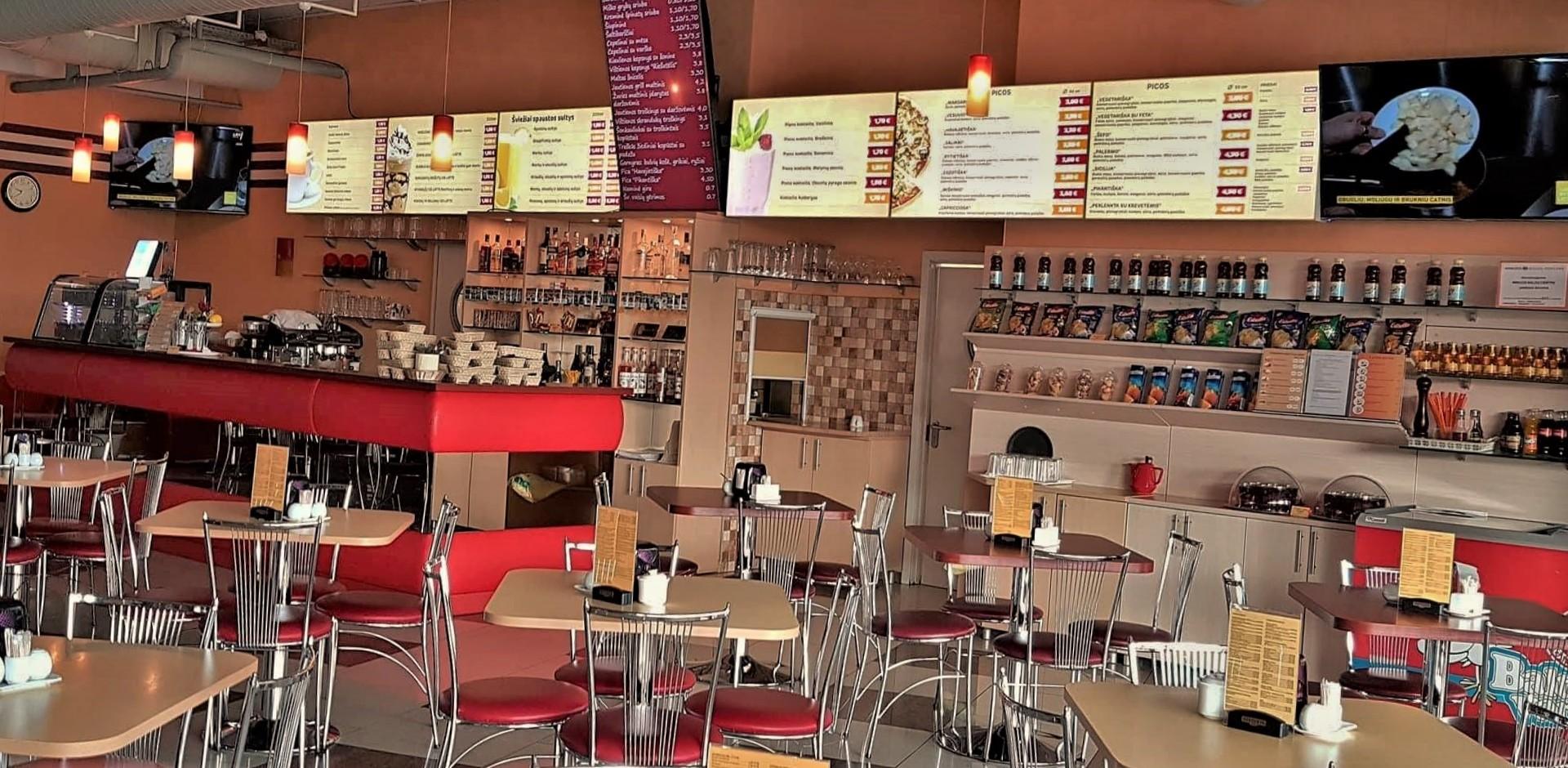 Minijos baldų centro kavinė / Facebook nuotr. / Pietinė Klaipėda