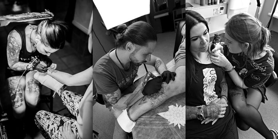 Tattoo Virus / Facebook nuotr. / Pietinė Klaipėda
