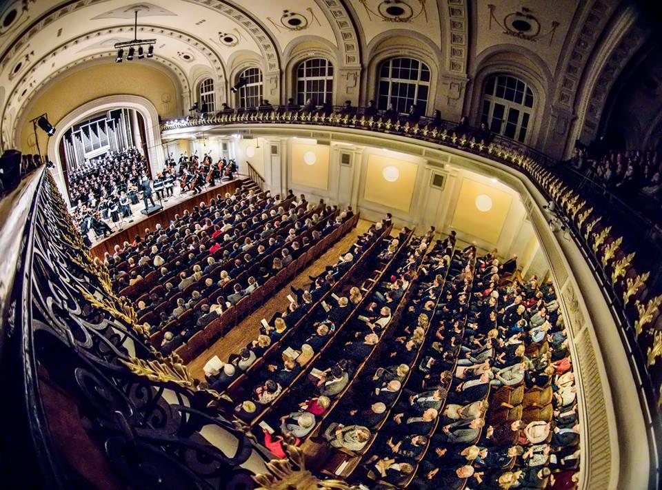 Lietuvos nacionalinė filharmonija / Facebook nuotr. / Koncertų vietos Vilniuje