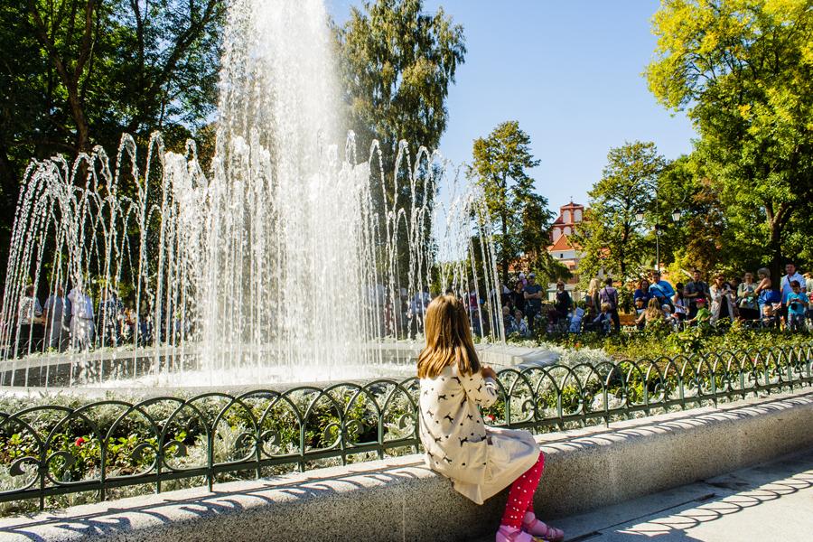 Bernardinų sodas / Vilnius-tourism.lt nuotr. / Parkai Vilniuje