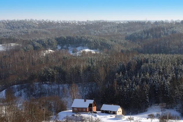 Pavilnių regioninis parkas / madeinvilnius.lt nuotr. / Parkai Vilniuje