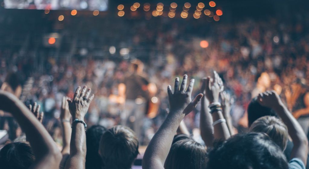 Koncertas / Asociatyvi Pexels nuotr. / Koncertų vietos Vilniuje