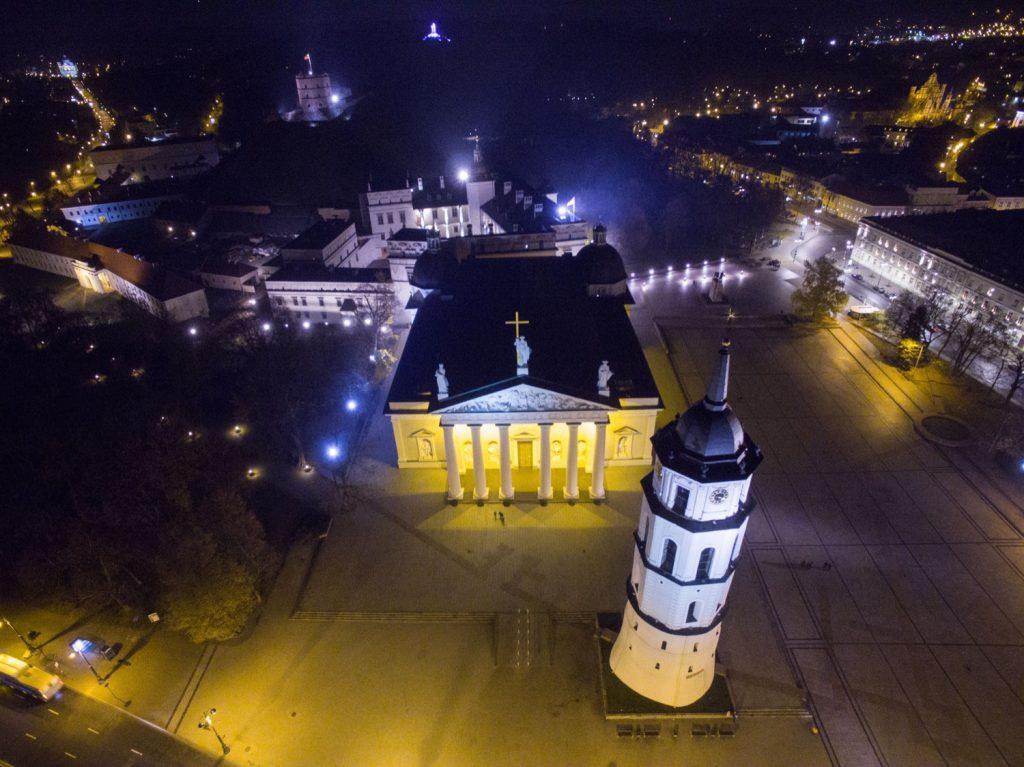 Vilniaus senamiestis / Real is Beautiful nuotr. / Naktinės pramogos VIlniuje