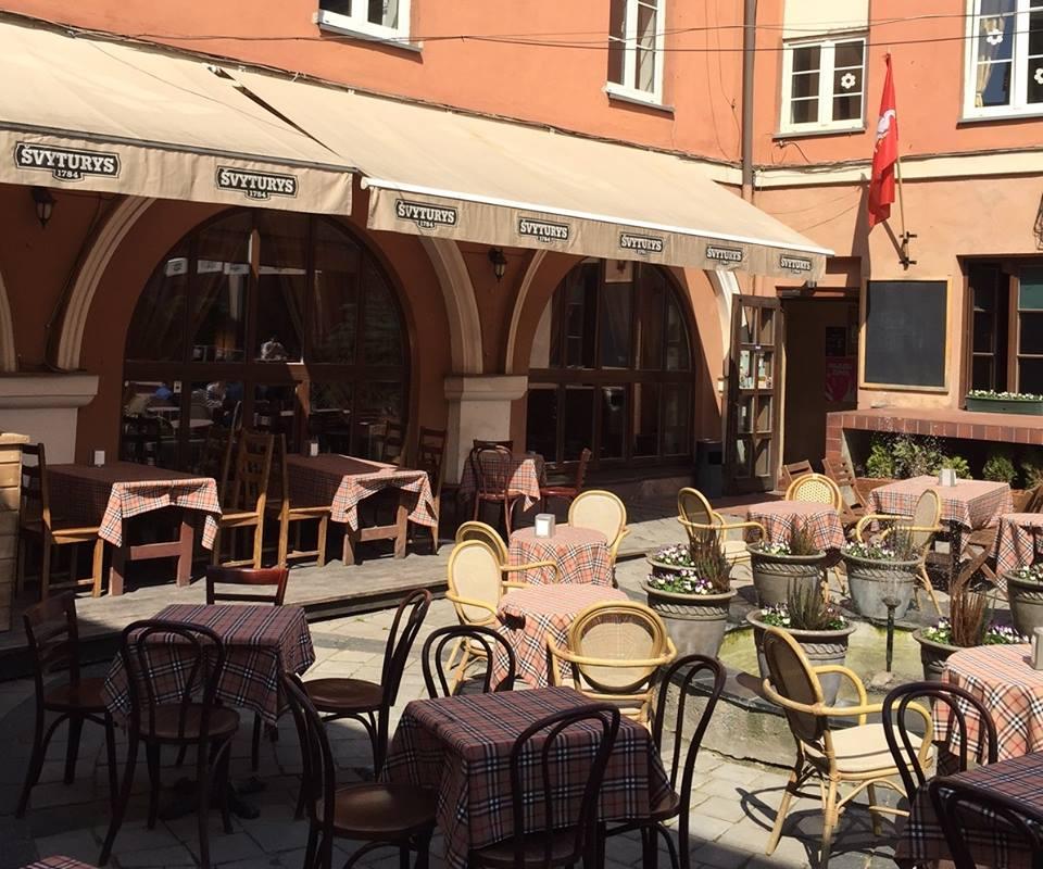 Artistai Pub / Facebook nuotr. / Lauko terasos Vilniuje