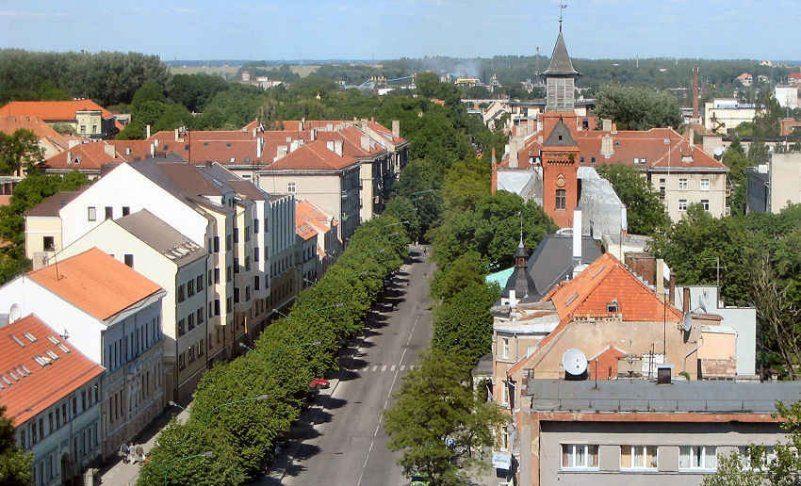Klaipėdos naujamiestis / uostas.info nuotr. / Klaipėdos centras