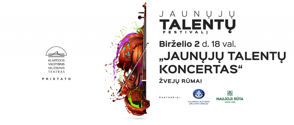 Jaunųjų talentų koncertas / Facebook nuotr. / Ką veikti Klaipėdoje birželį?
