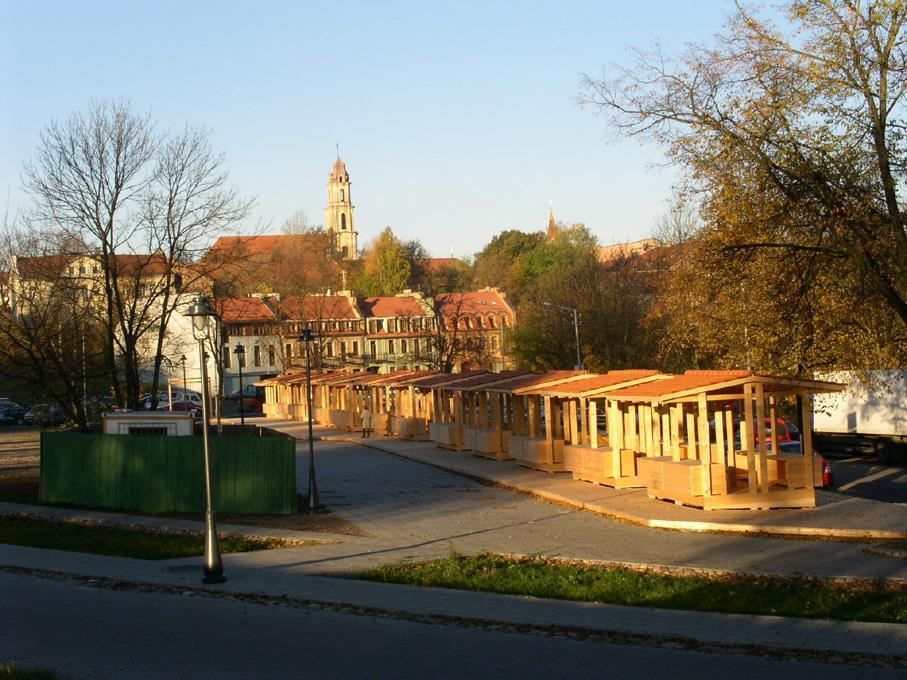 Tymo turgelis / Facebook nuotr. / Turgus Vilniuje