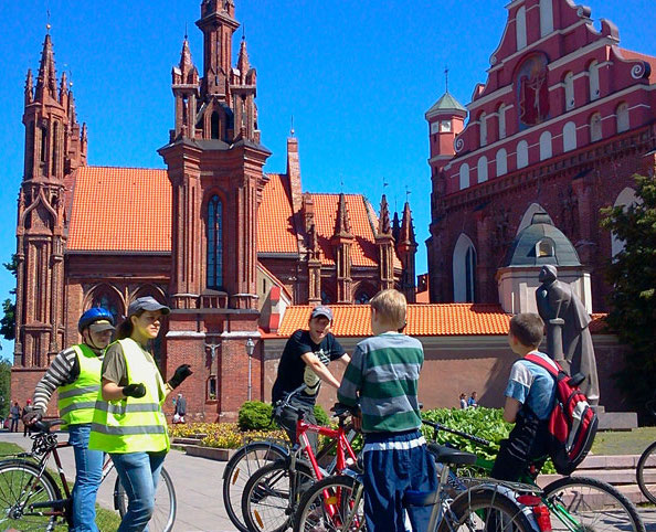Velo-City / Vilnius-tourism.lt nuotr. / Dviračiai Vilniuje