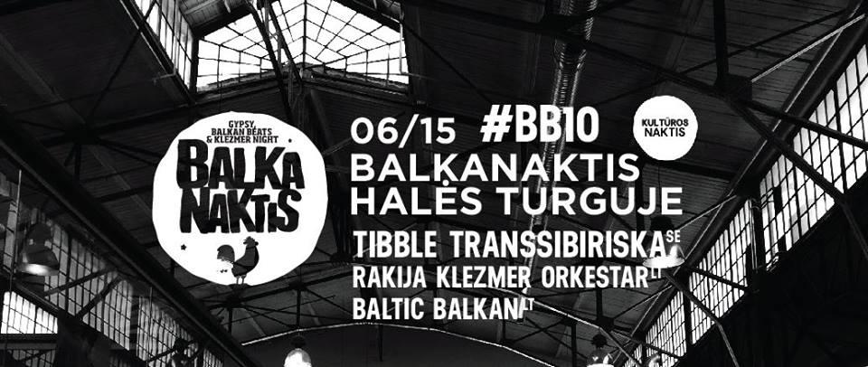 "Balkanaktis / Facebook nuotr. / ""Kultūros Naktis"""