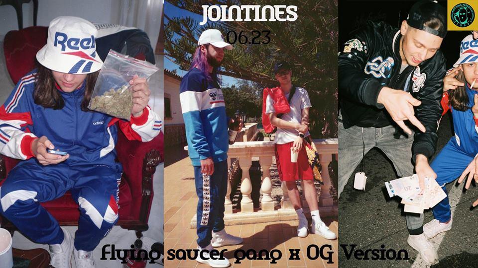 Flying Saucer Gang x OG / Facebook nuotr. / Joninės Vilniuje