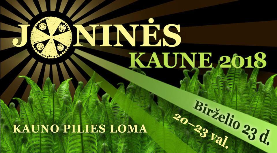 Joninės Kaune / Facebook nuotr.