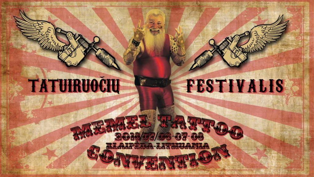Memel Tattoo Convention / Facebook nuotr. / Ką veikti Klaipėdoje liepą?