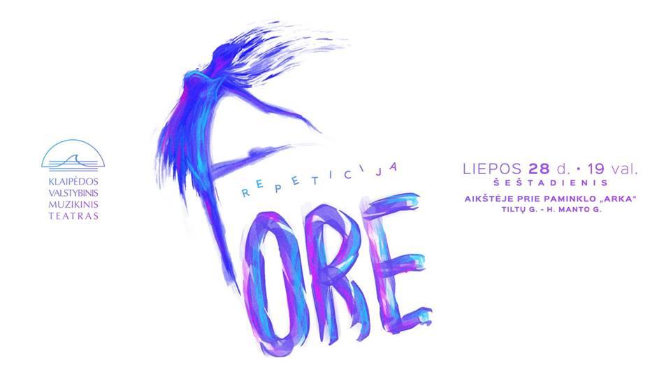 """""""Ore"""" / Facebook nuotr. / Ką veikti Klaipėdoje liepą?"""