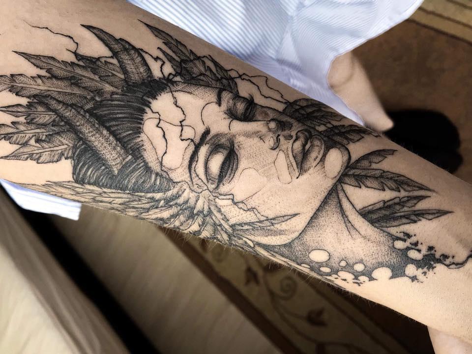 Ink Black Tattoo