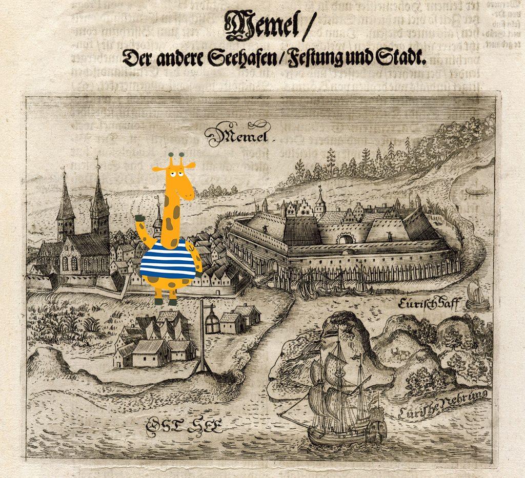 Klaipėdos gimtadienis