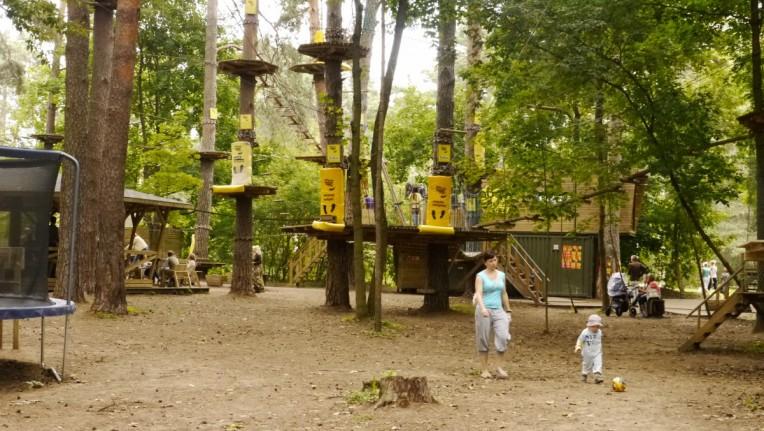 parkai Vilniuje