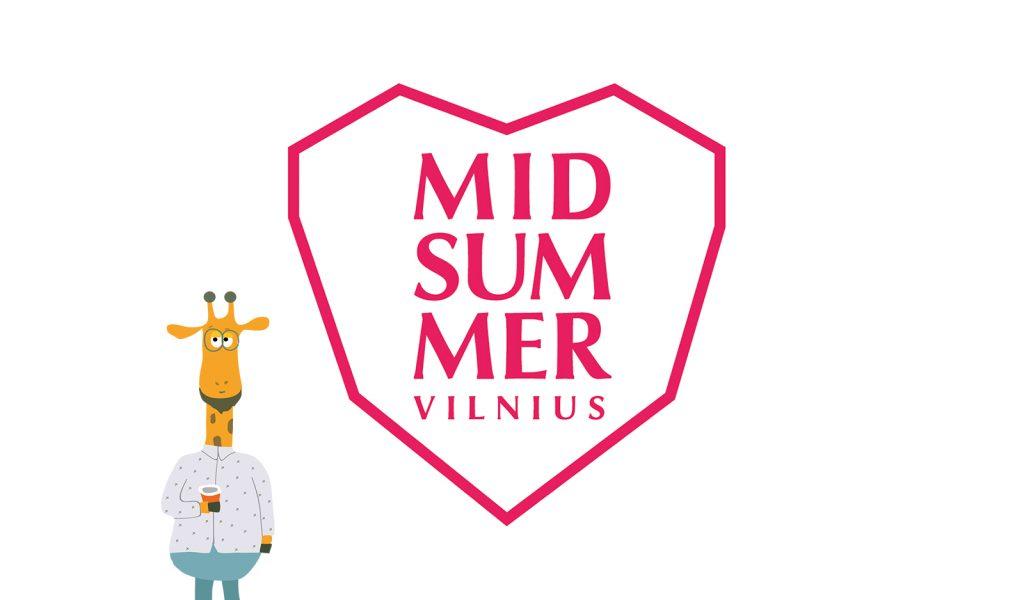midsummer Vilnius