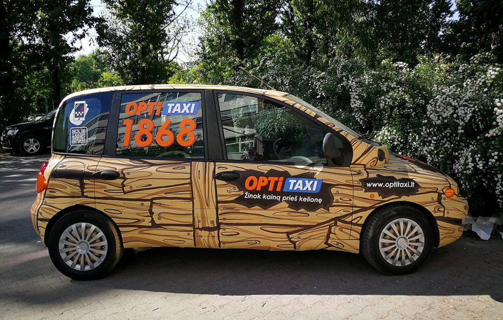 Taksi Kaune