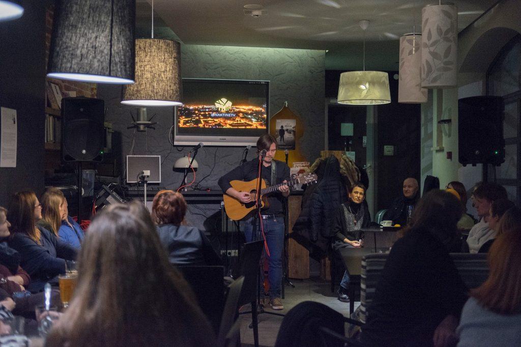 gyva muzika Klaipėdoje