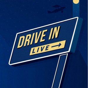 Drive-in live Paluknio aerodrome