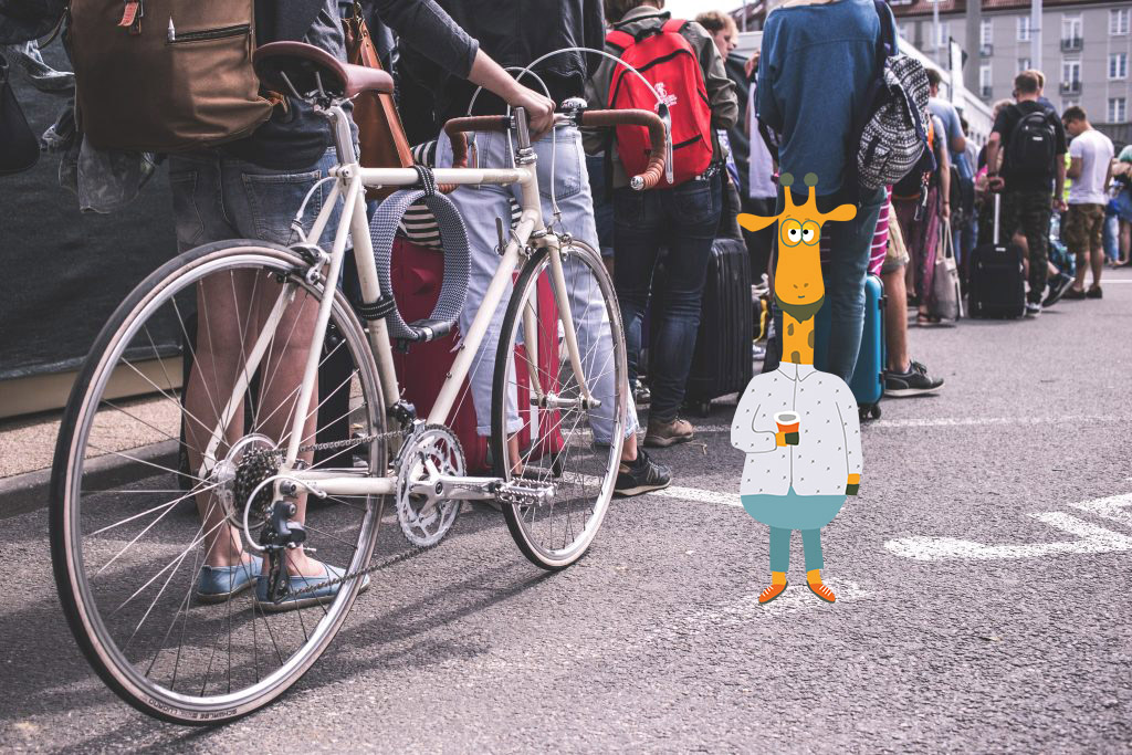 dviračiai Vilniuje